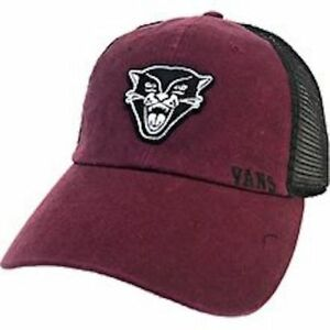 VANS OFF THE WALL (ACER) SKATE BASEBALL ADJUSTABLE HAT CAP BURGUNDY ... 552d988737d