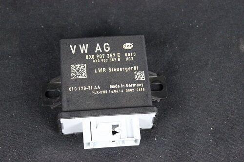 Audi A1 S1 8X Q3 8U Steuergerät Leuchtweitenregulierung LWR 8X0907357E