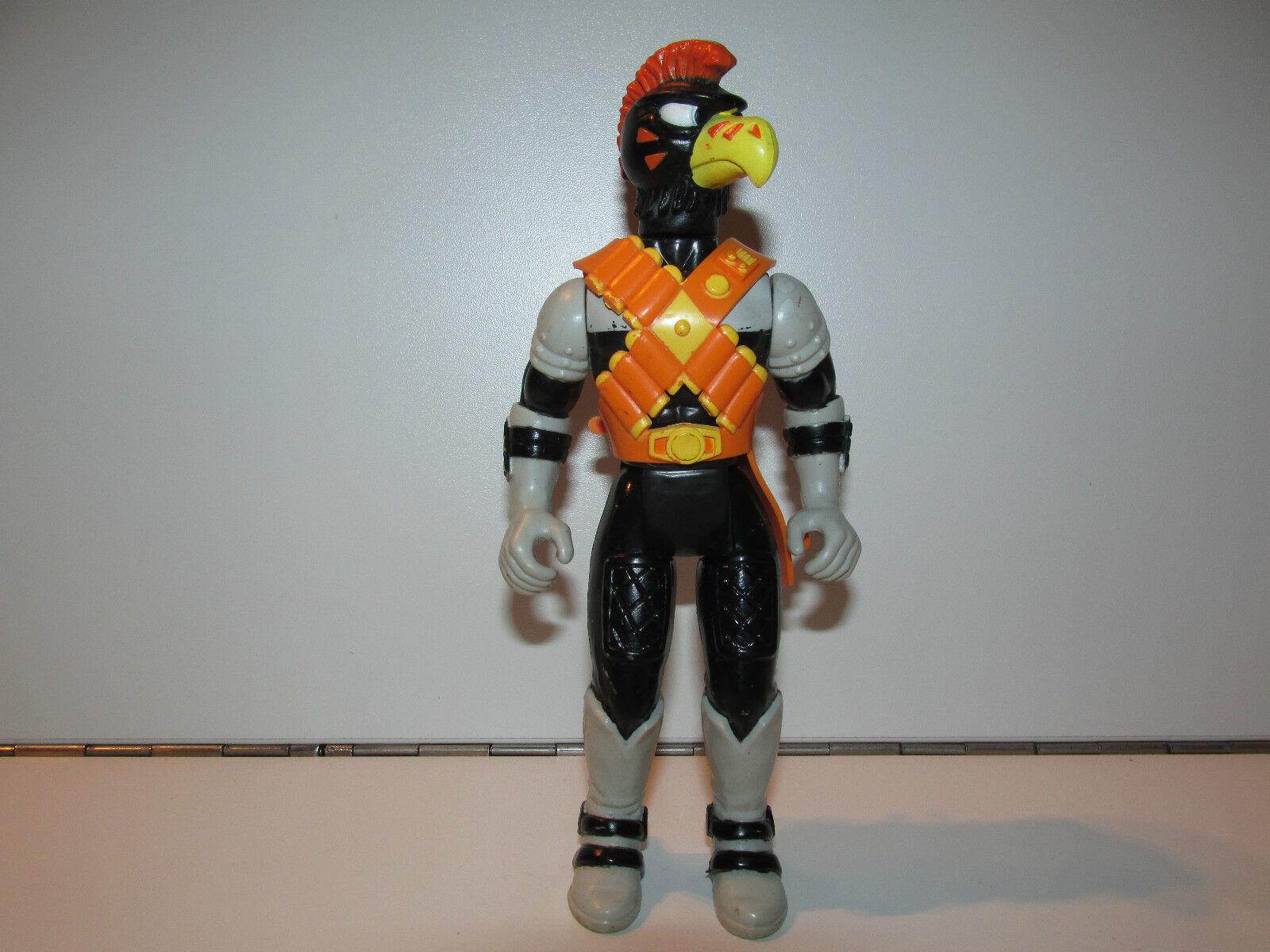 Motu ko sheriff solar action - figuren  geier - 1986 toymakers seltenen diamanten