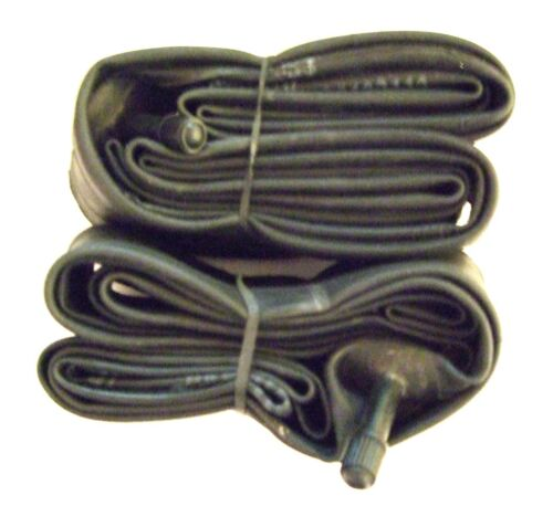 "2.10/"" Quality Mountain Bike inner tubes One Pair of 26/"" x 1.95/"" Car valves !"