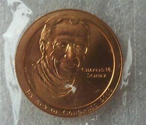 CHARLES-M-SCHULZ-Peanuts-Bronze-Medal-Charlie-Brown-Lucy-Linus-Snoopy-Mint