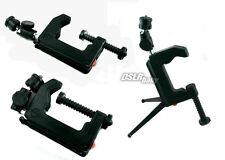 Mini Portable Table Desk Clamp Tripod Mount for Camera Camcorder DC DSLR MAX 5KG