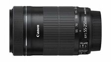 Canon EF-S 55-250mm f4-5.6 IS STM Image Stabilizer Zoom Lens EOS Bulk CN193X