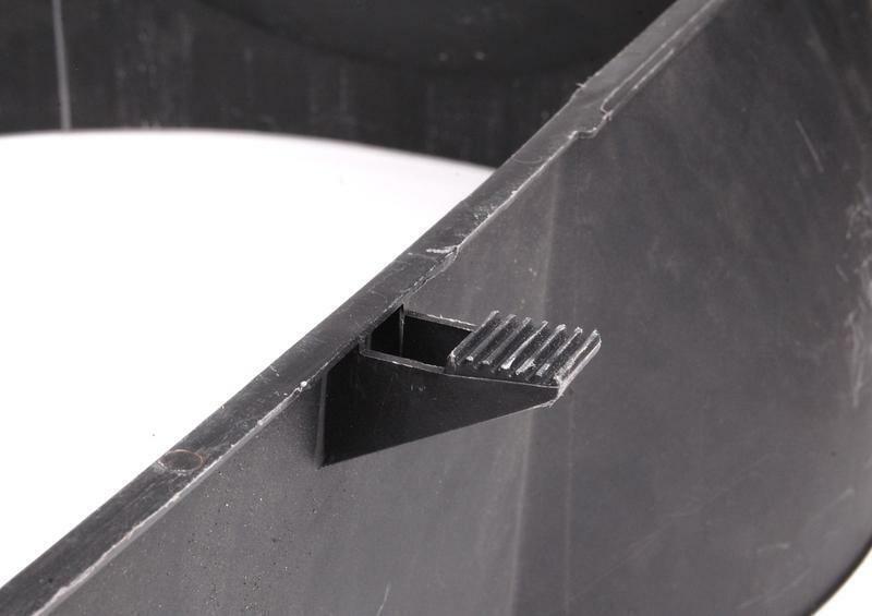 Schlauch Kurbelgehäuseentlüftung SWAG extra 10 93 8217 für W210 W202 MERCEDES