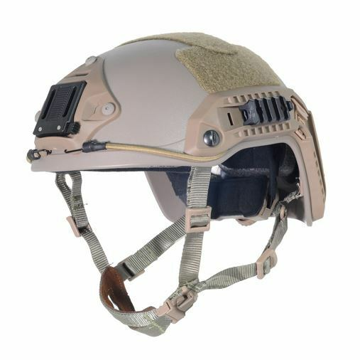 AIRSOFT OPS TAN SAND DE SWAT TACTICAL HELMET MARITIME ABS HELMET TACTICAL JUMP RAIL M/L 0c8e7b