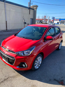 2018 Chevy spark very clean only 13000km