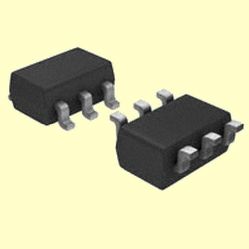 fdc638apz Fairchild MOSFET p-Channel 20v 4,5a 1,6w sot23-6 New 10 PCs