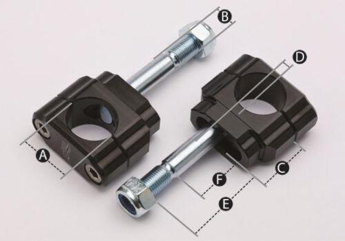 Bar Mount 28.6mm Fatbar // Twinwall Zero Offset RENTHAL CL002