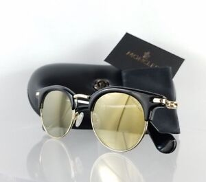 03374a9bd53 Brand New Authentic Moncler Sunglasses ML 0035 01A Shiny Black Gold ...