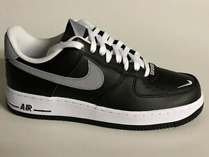 Detalles de Nike Air Force 1 '07 lv8 4 cj8731 001 Black Wolf Grey White negro ver título original