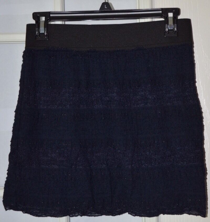 Free People Lace Lined Skirt Size Small