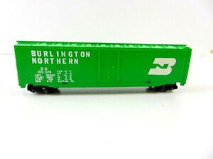Tyco-Ho-Scale-Model-Rail-Road-Car-Burlington-Northern