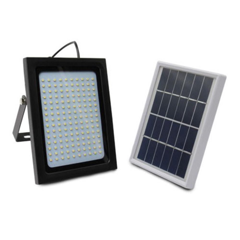 150 LED Solar Luz De Inundación Sensor de movimiento PIR activado Jardín Al Aire Libre Lámpara De Patio