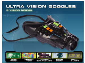 Night-Vision-Goggles-Military-Spy-Gear-Infrared-Thermal-Tech-Record-50ft-Range