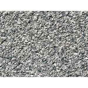 NOCH 09374 1/87 HO + 1/120 TT DECORS BALLAST GRIS PIERRE NAT SACHET 250gr H0