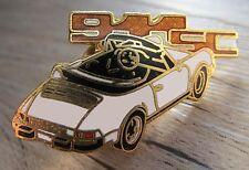 PORSCHE PIN/Piedini: PORSCHE 911 SC CON LOGO-SMALTATO-RAR!