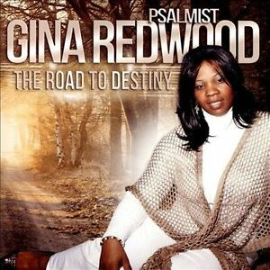 Psalmist-Gina-Redwood-The-Road-to-Destiny-CD-NEW