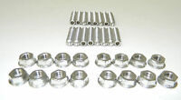 Ford Torino Fe 390 - 428 Stainless Steel Exhaust Manifold Studs 2 Long