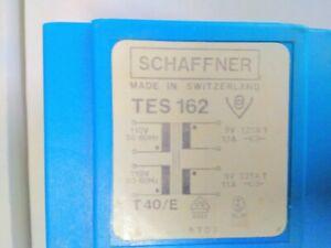 Transformateur  2 x 9V  20 VA  1.1 ampères Primaire 2 x 110 V   SCHAFFNER