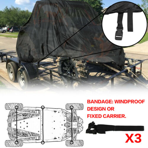 Utility Vehicle Cover Waterproof For POLARIS RZR 800 900 EFI LE EPS XC Edition