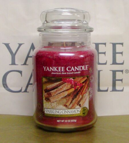 Q-Z Scents Yankee Candle LARGE 22 oz JAR /& TUMBLER CANDLES Retired New CHOICES