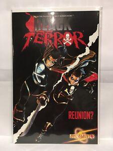 Black-Terror-2008-Series-4-NM-1st-Print-Dynamite-Comics
