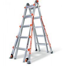 Demo 22 Little Giant Ladder 250 Lb With Work Platform