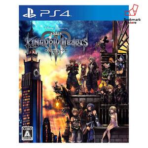 NEW-PS4-Kingdom-Hearts-III-Disney-PlayStation-4-SONY-import-Japan-F-S-Tracking