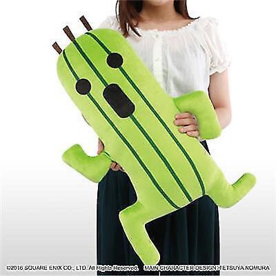 FINAL FANTASY XV Cactuar cushion TAITO plush doll Stuffed Animal Toy JAPAN 45 cm