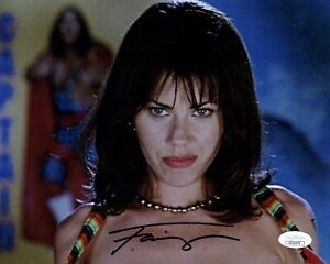 FAIRUZA-BALK-Signed-THE-WATERBOY-8x10-Photo-SEXY-Autograph-The-Craft-JSA-COA