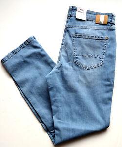 Blue Angela Neu Denim Slim dritta L30 Fit 40 Gamba Mac Stretch Jeans Gr Blau AZWnpwq