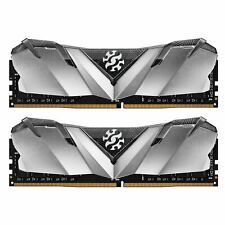 XPG GAMMIX D30 Desktop Memory Series: 16GB (2x8GB) DDR4 3000MHz CL16 Black