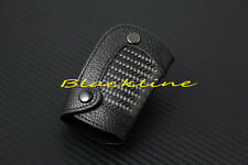 For BMW Smart Remote Key Fob Carbon Fiber Cover F01 F10 F12 F20 F30 F32 F80 F82