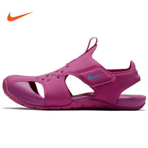 f43f20316 Details about New Nike Preschool Sunray Protect 2 Sandal (PS) Shoes  (943828-500) Hyper Magenta