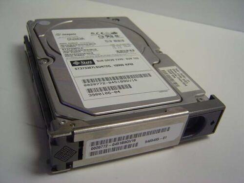 Sun Fire V240 V210 73GB 10K RPM U320 Hard Drive