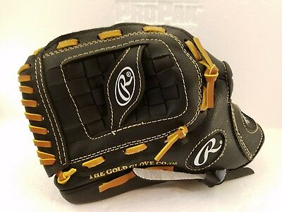 "RAWLINGS PLAYERS SERIES LEFTY YOUTH 11.5"" BASEBALL GLOVE - LHT - PL115MB - New"