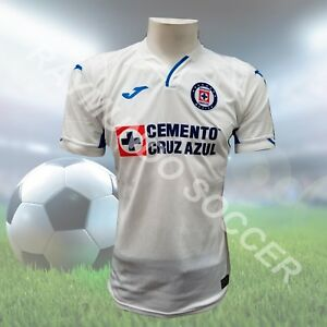 b7a8906b6 Image is loading Joma-Cruz-Azul-Jersey-Away-2019