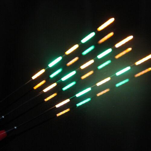 Heiß Luminous Fishing Float Bobber Angelzubehör Mit Einer CR425 Batterie