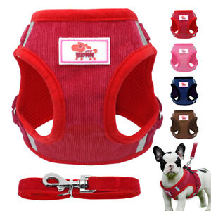Soft-Mesh-Step-in-Dog-Harness-Puppy-Small-Dogs-Cat-Walking-Harness-Jacket-Vest