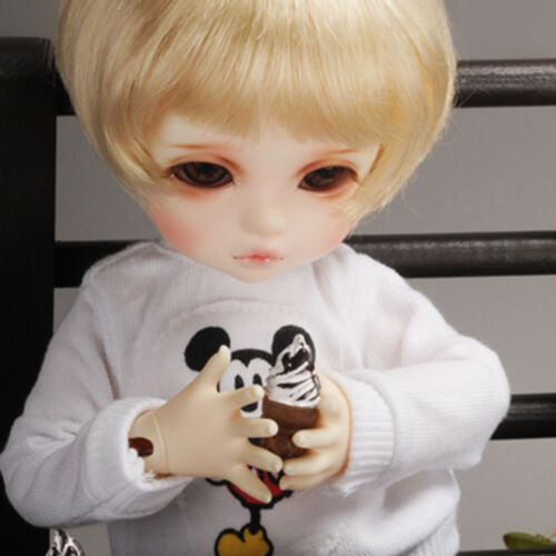Cream /& Choco DOLLMORE NEW BJD Article Tiny Icecream