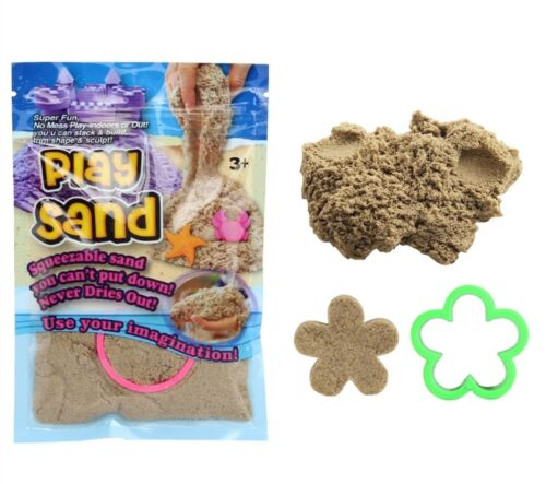100g Magic Motion  Kinetic Sand Kid Child DIY Indoor Play Craft Non Toxic Toy