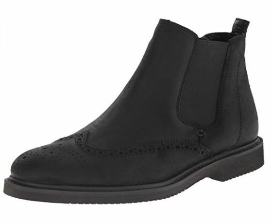Kenneth Cole Reaction para hombre dos 2 Tango Chelsea botas Negro