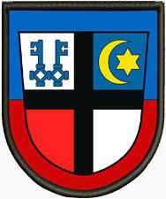 Kempen Wappen Aufnäher, Pin ,Aufbügler.