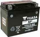Yuasa YTX12-BS 12V  Batterie de Moto