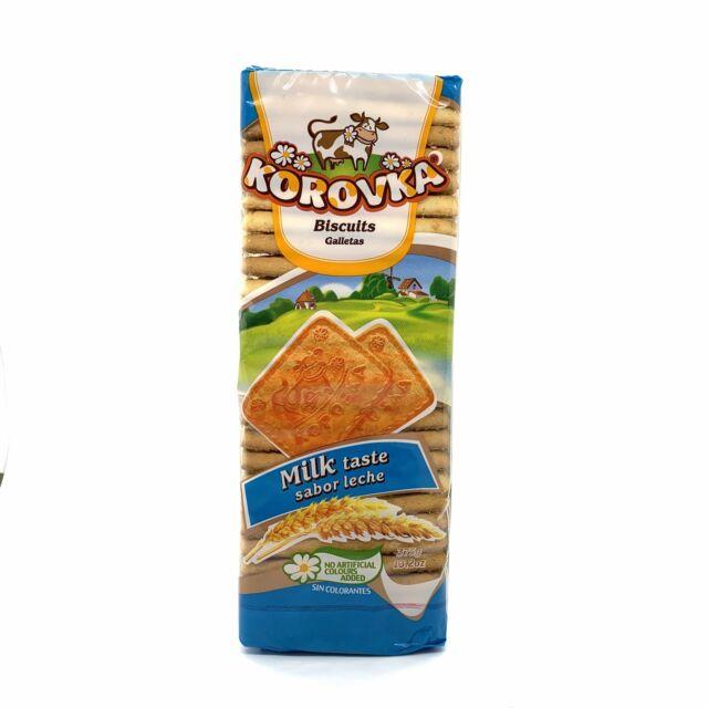 KOROVKA Sweet Biscuits with Milk Taste 13.2oz/375g