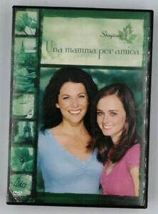 Una-mamma-per-amica-Stagione-4-DVD-Serie-TV-Film-Cinema-Video