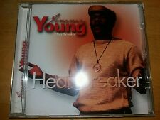 JIMMY YOUNG  ---   HEARTBREAKER  ---  RARE INDIE SOUL CD ALBUM