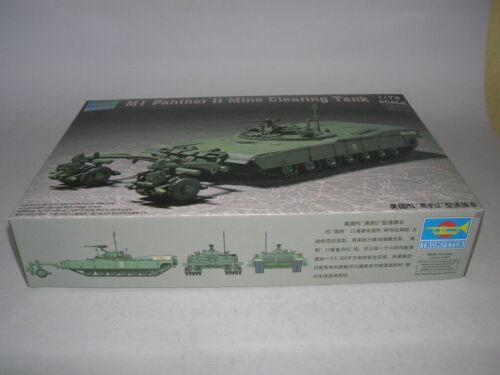 Trumpeter M1 Panther II 2 Mine Clearing Tank Panzer 1:72 Bausatz Kit 07280