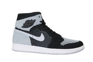 promo code 8e34f a8467 Image is loading Mens-Nike-Air-Jordan-1-Retro-Hi-Flyknit-