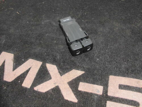 Schalter Sitzheizung Mazda NBFL 2001-2005